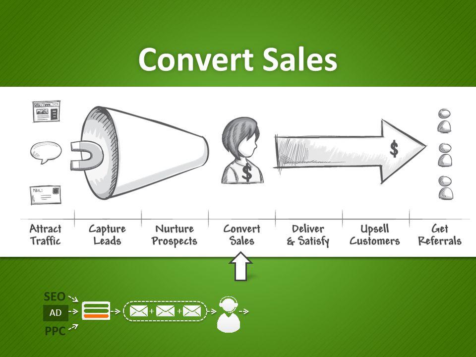 Convert Sales SEO PPC ++ AD