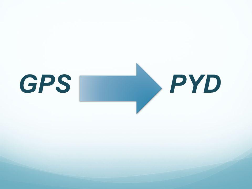 GPS PYD