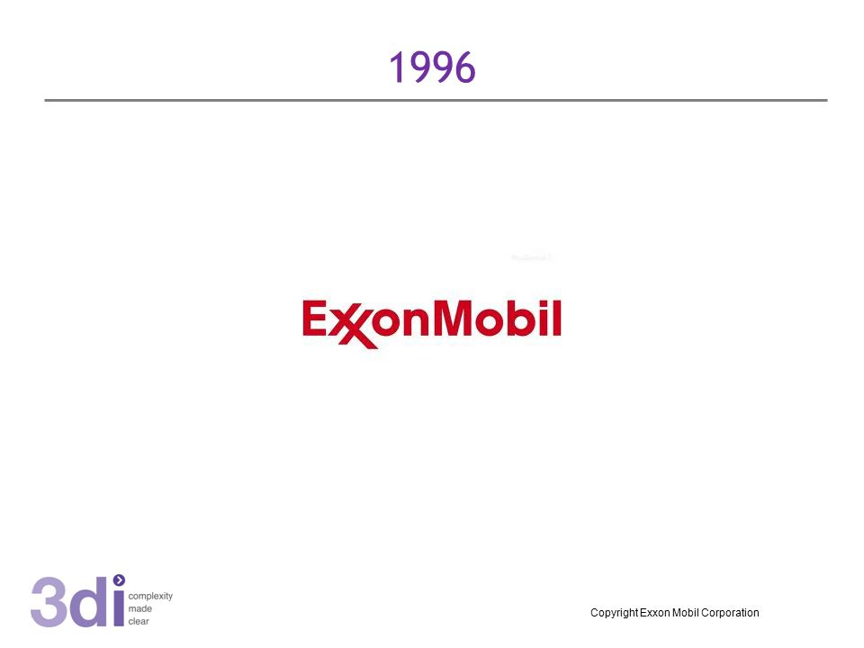 1996 Copyright Exxon Mobil Corporation