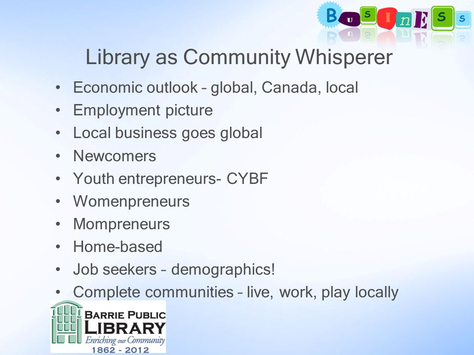 Job Seekers @ Your Library