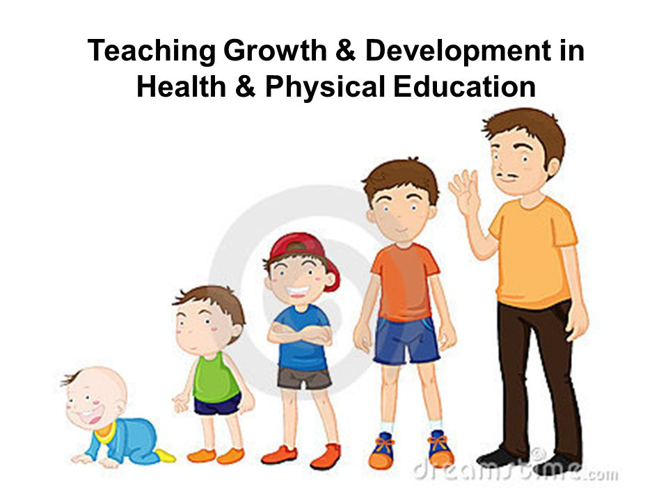 Teaching Growth & Development in Health & Physical Education