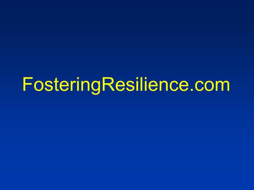 FosteringResilience.com
