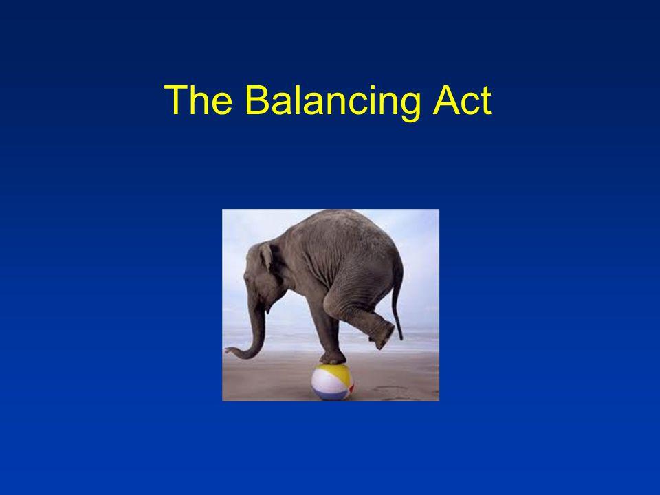 The Balancing Act