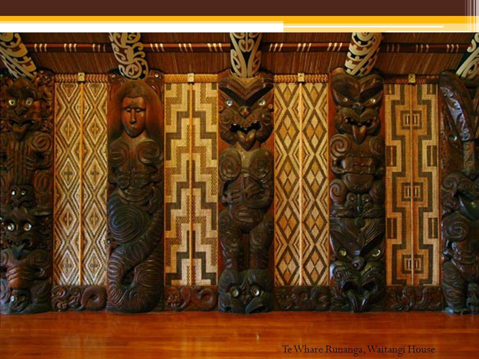 Te Whare Runanga, Waitangi House