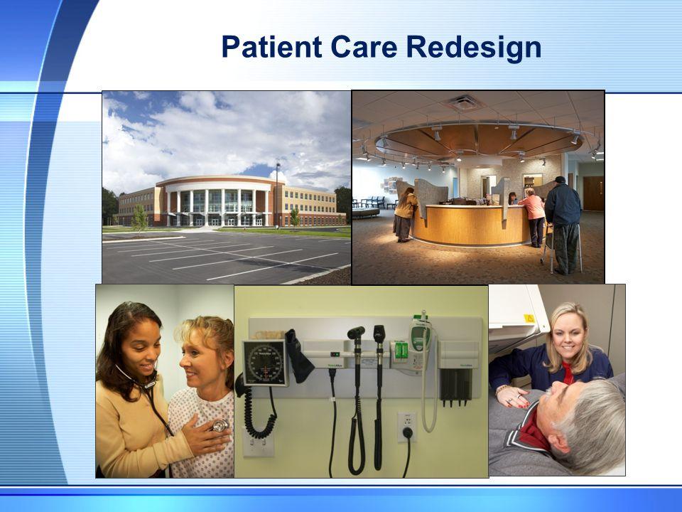 Patient Care Redesign