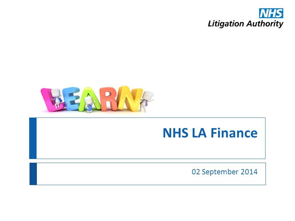 NHS LA Finance 02 September 2014