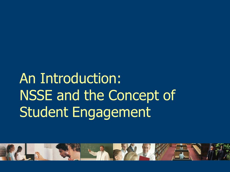 What is Student Engagement.