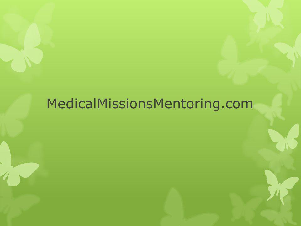 MedicalMissionsMentoring.com