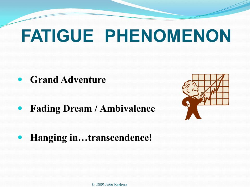 FATIGUE PHENOMENON Grand Adventure Fading Dream / Ambivalence Hanging in…transcendence.