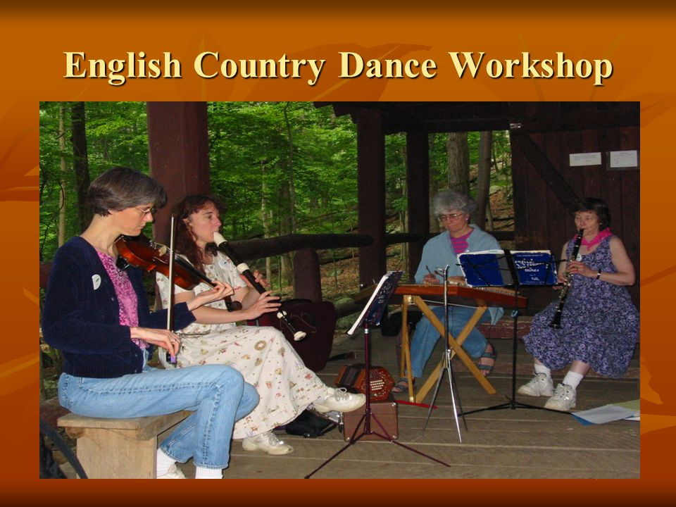 English Country Dance Workshop