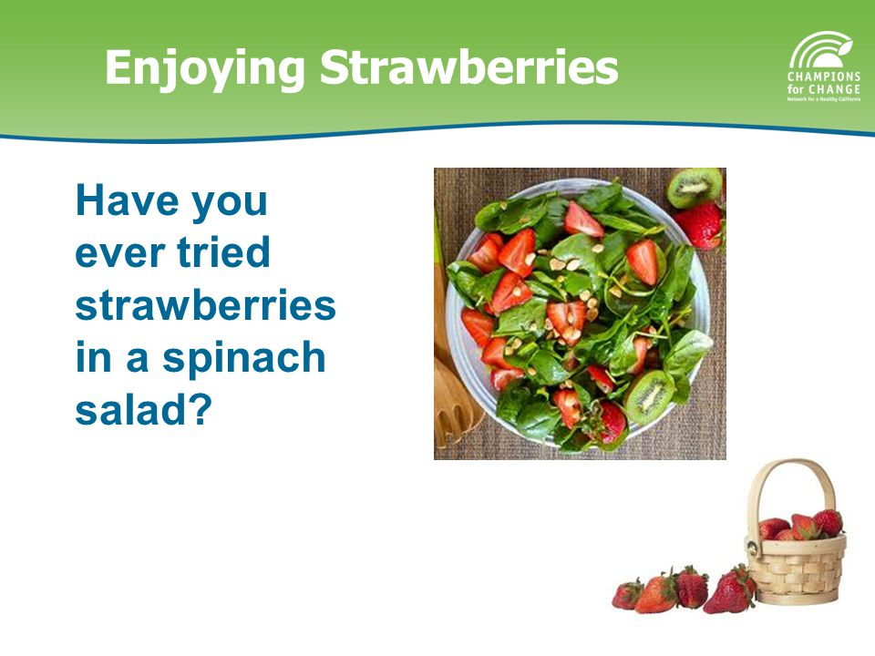 Home Grown Facts California supplies almost 90% of the strawberries grown in the United States.