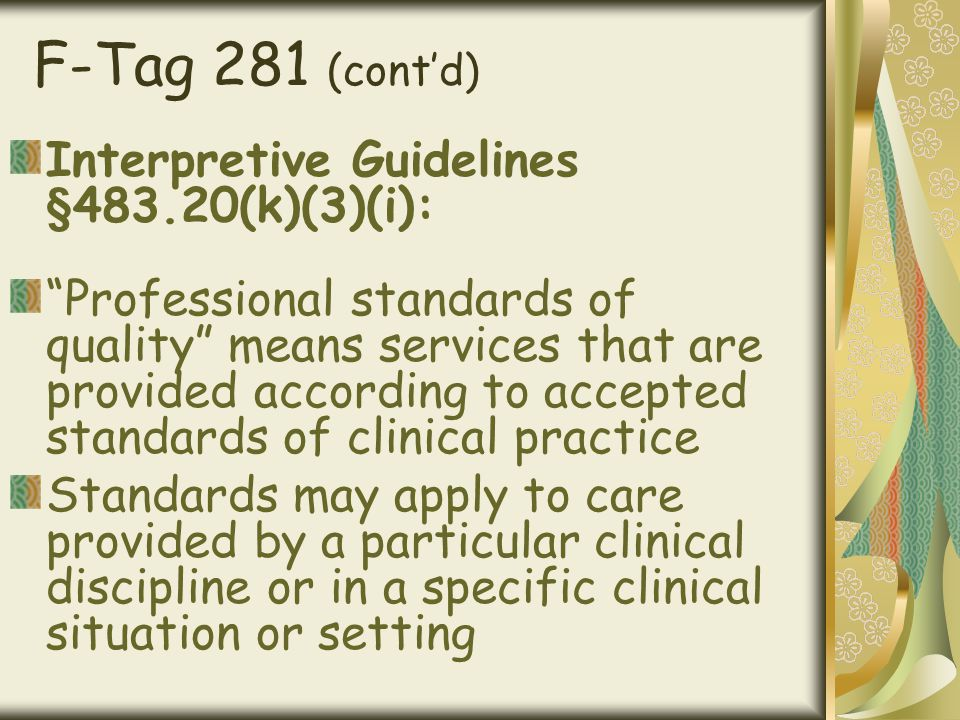 Enteral Feeding Decisions Patient Rights and Informed Consent/Refusal Across the Healthcare Continuum, 2005 Mayo Clinic Proceedings See pages 52 – 56 of Dining Practice Standards for Enteral Algorithm for Decision Making
