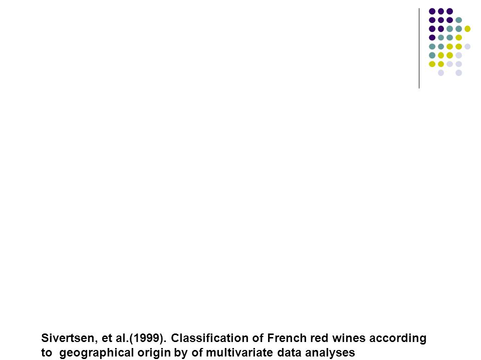Sivertsen, et al.(1999).