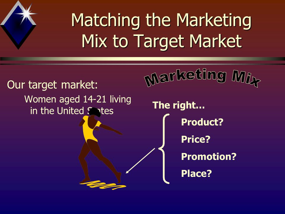 Possible Strategies for Target Marketing ¬Undifferentiated marketing
