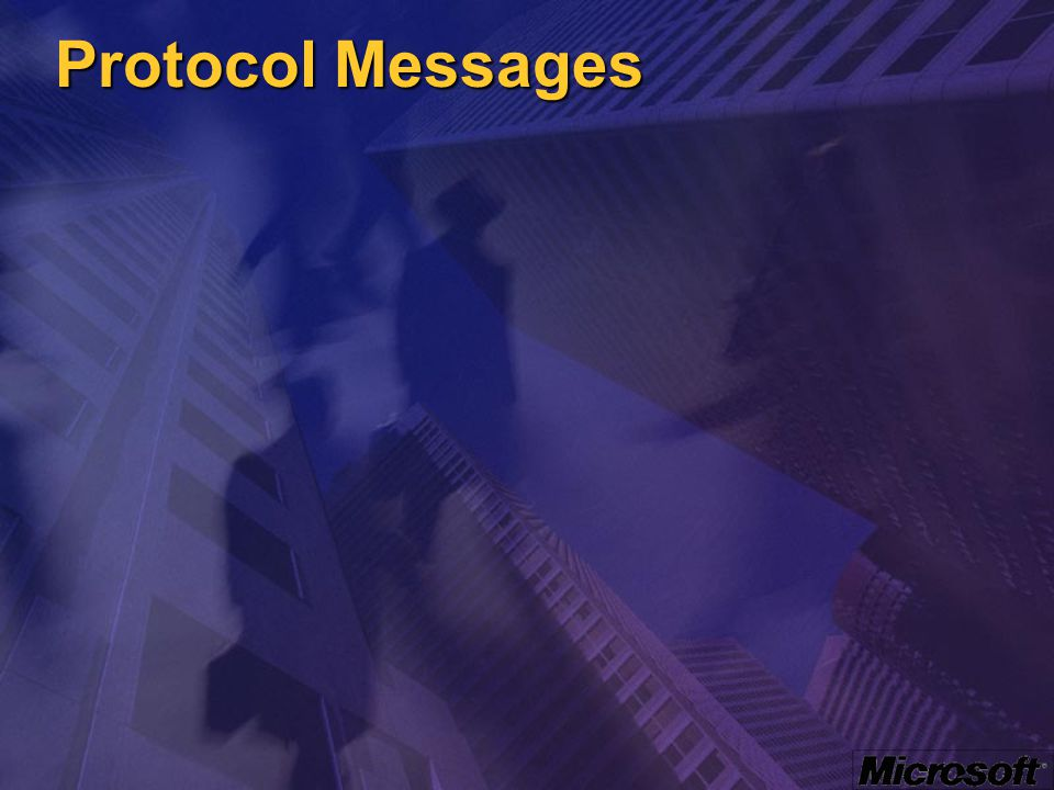 Protocol Messages