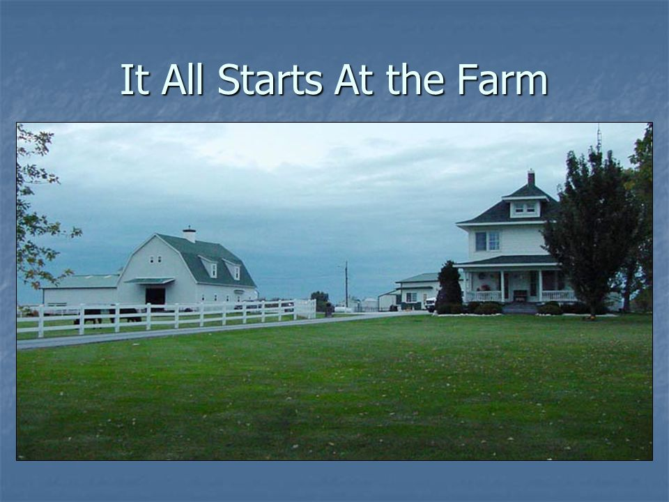 Sustainable Family Farms