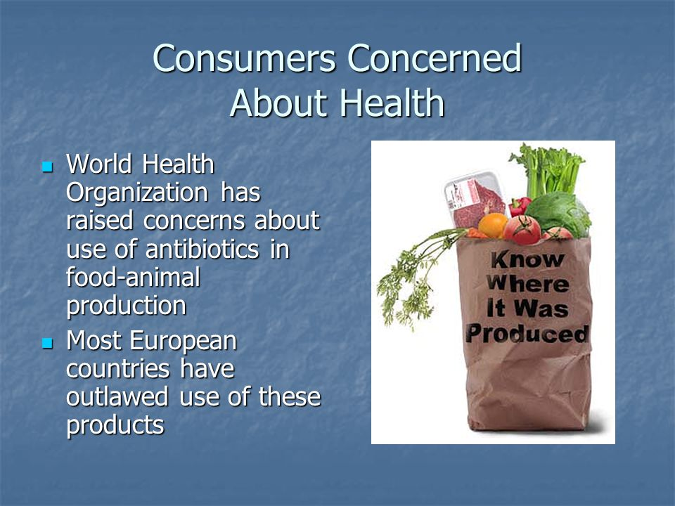 Produced without Antibiotics Producers do not administer antibiotics Producers do not administer antibiotics If animals become ill they are removed from the system If animals become ill they are removed from the system