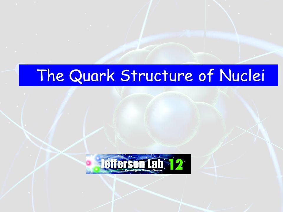 The QCD Lagrangian and Nuclear Medium Modifications Leinweber, Signal et al.