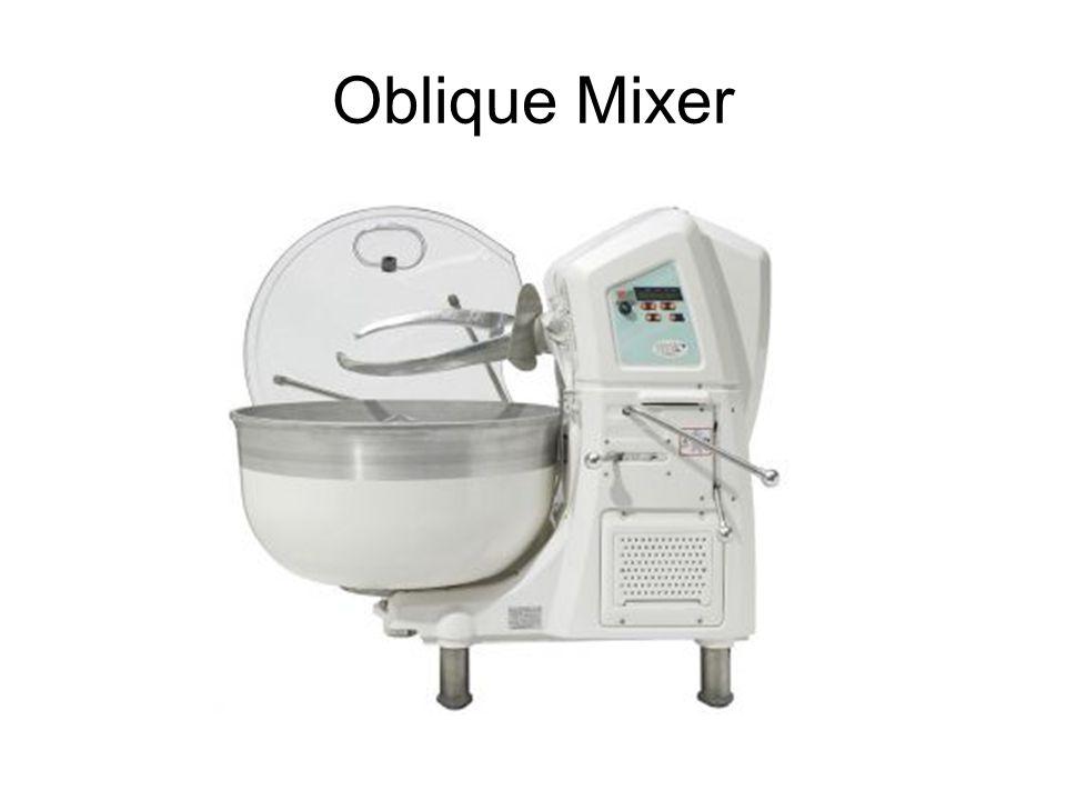 Oblique Mixer