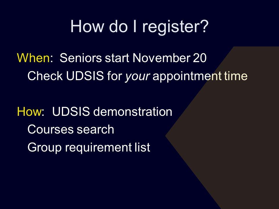 How do I register.