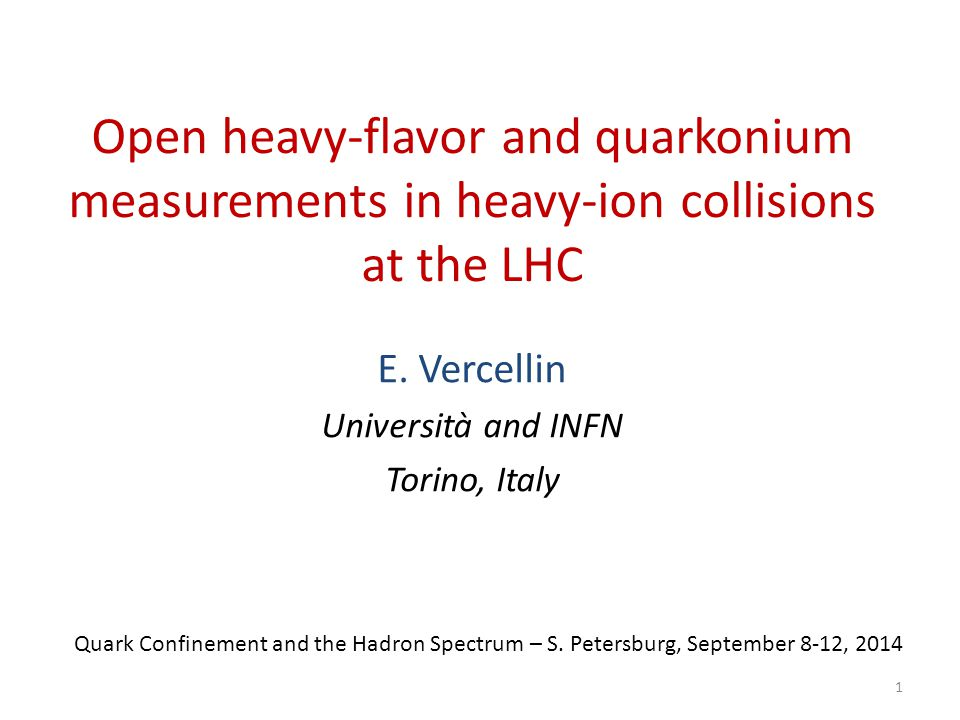 Open heavy-flavor and quarkonium measurements in heavy-ion collisions at the LHC E.