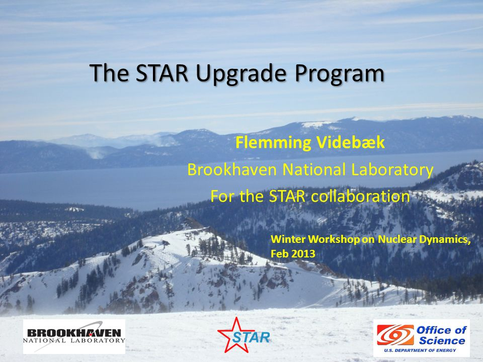 Future Plans Beam Energy Scan II ( Hui's talk Monday) Exploit pA physics Prepare STAR for eRHIC on 2020-2025 timescale (eSTAR) 2/8/2013 22