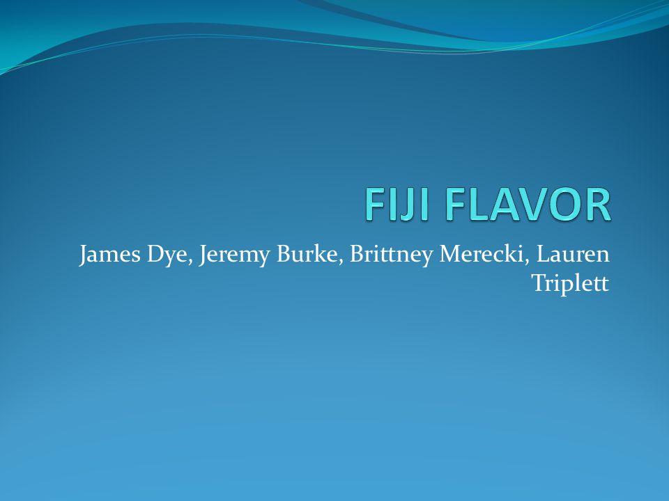 FIJI Water; A Background David Gilmour began the Fiji Water journey in 1996.