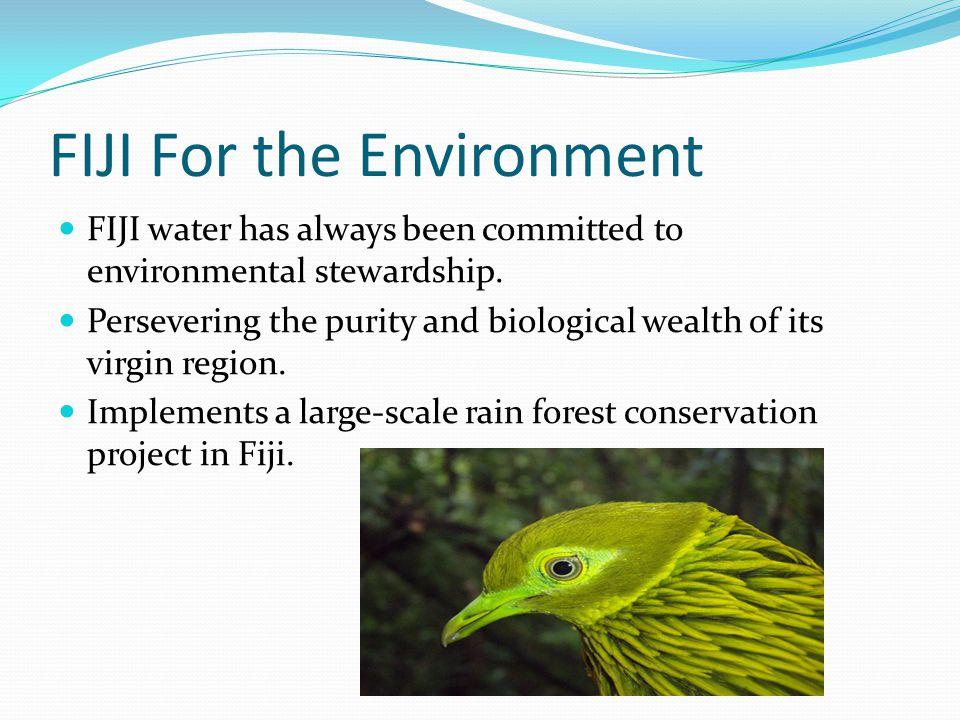 Environment Cont.