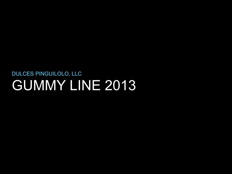 GUMMY LINE 2013 DULCES PINGUILOLO, LLC