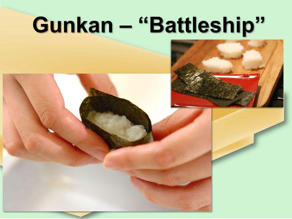 Gunkan – Battleship