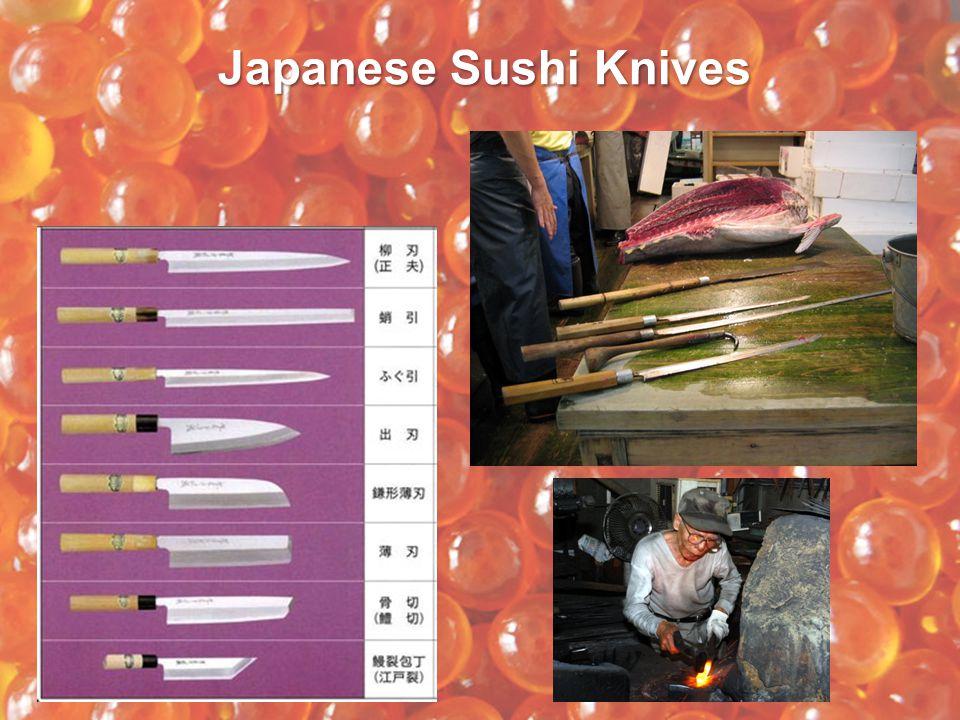 Japanese Sushi Knives