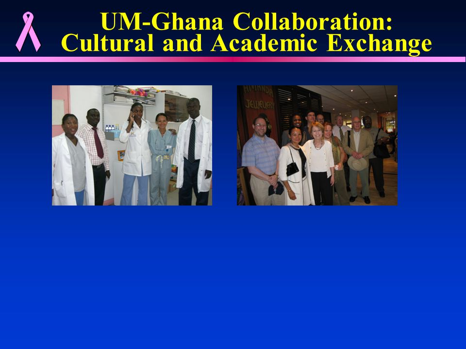 UM-Ghana Collaboration: Cultural and Academic Exchange