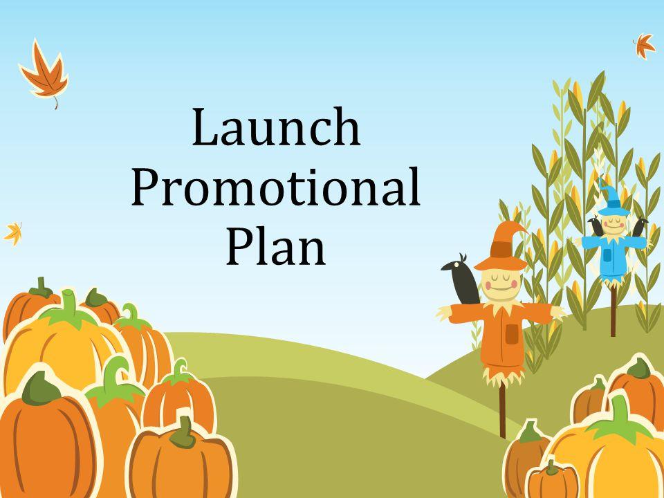 Launch Promotional Plan
