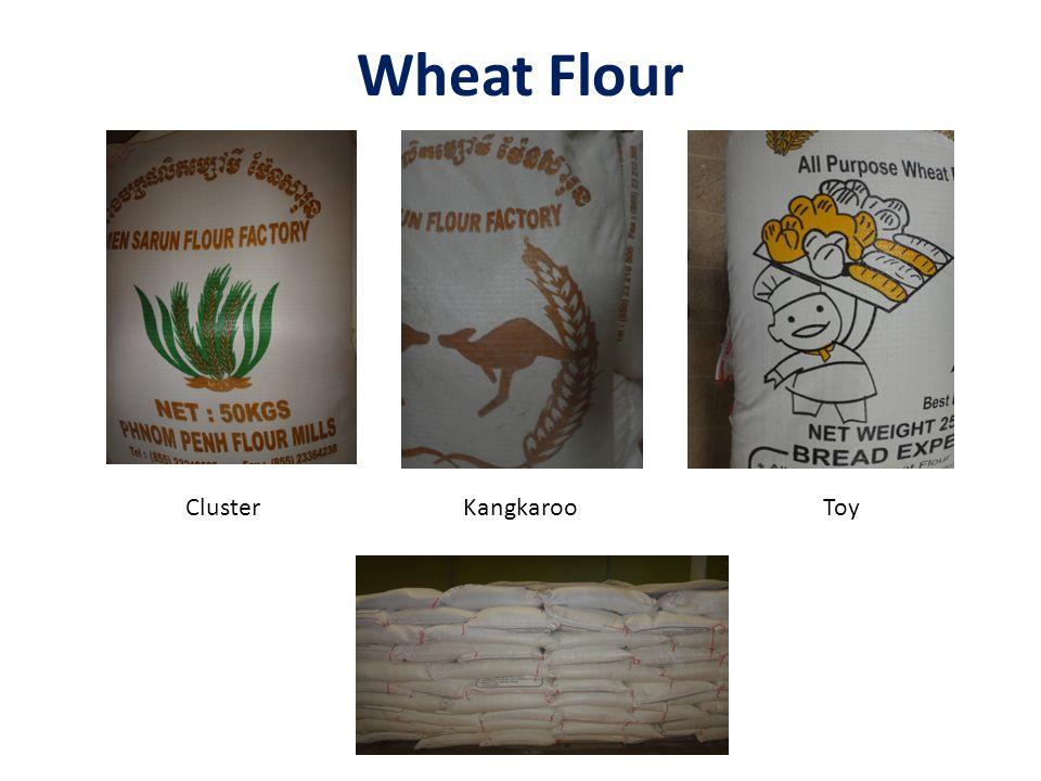 Toy Wheat Flour KangkarooCluster