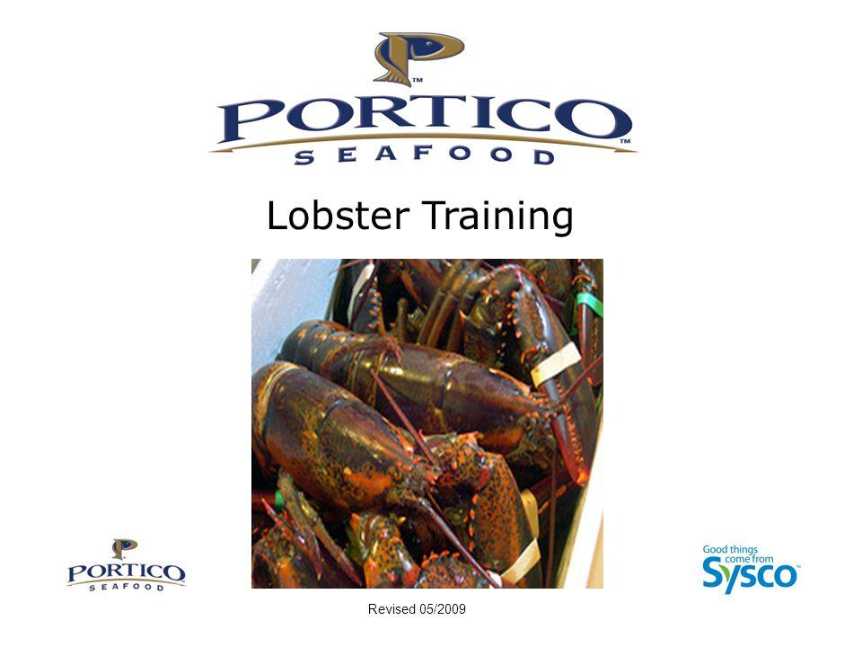 Lobster Training Revised 05/2009