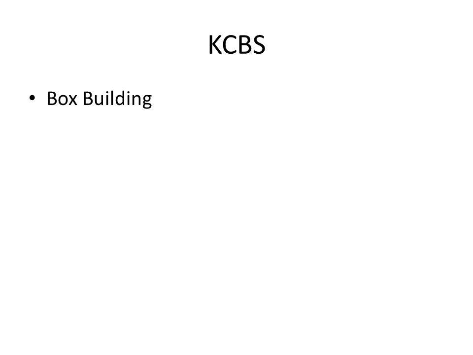 KCBS Box Building