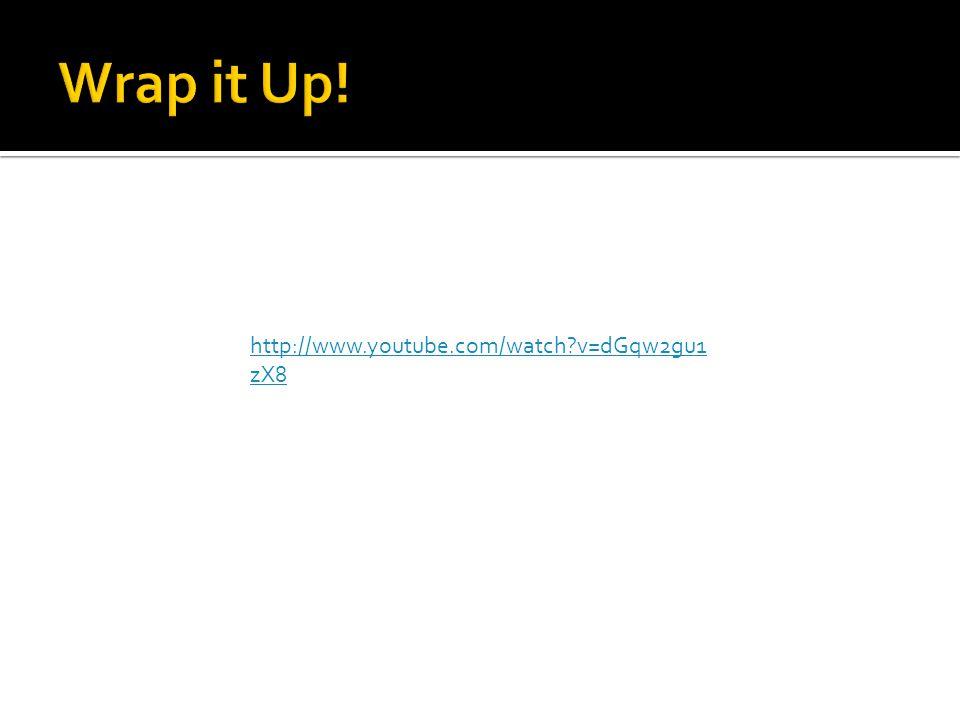 http://www.youtube.com/watch?v=dGqw2gu1 zX8