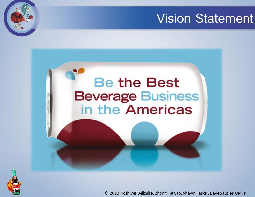 Vision Statement © 2013, Yoshives Belizaire, Zhongling Cao, Shawn Parker, Dave Saucier, UMFK