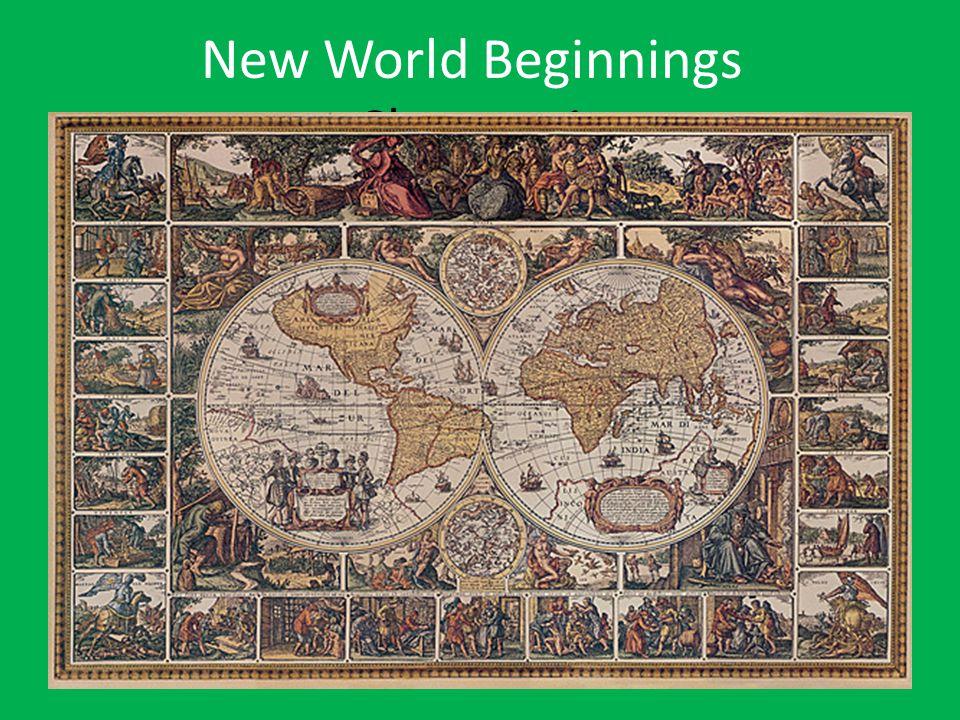 New World Beginnings Chapter 1