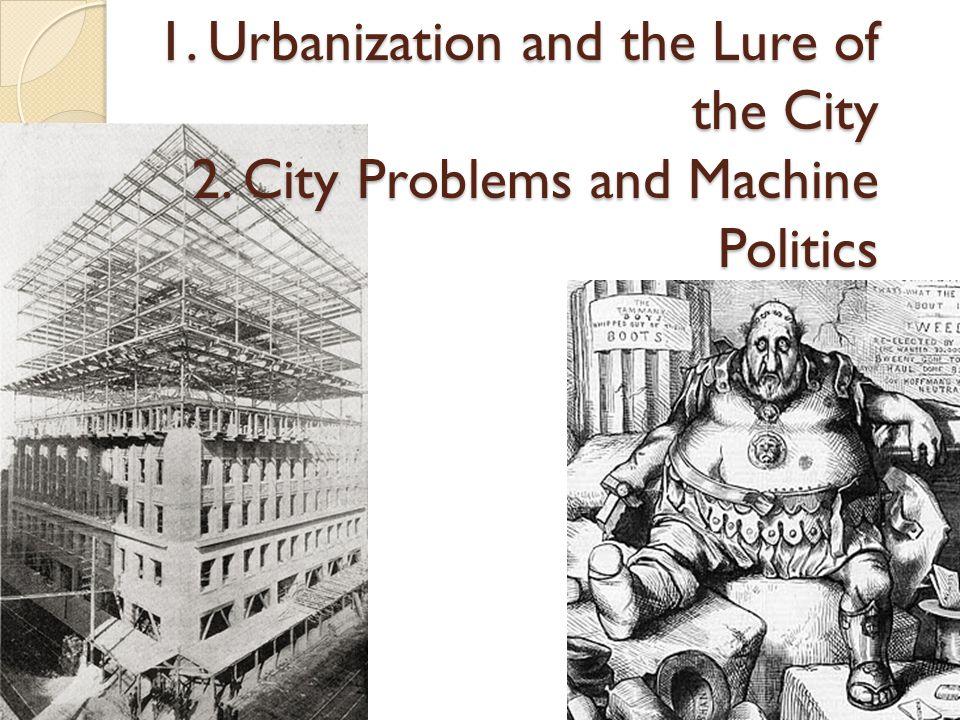 MACHINE POLITICS