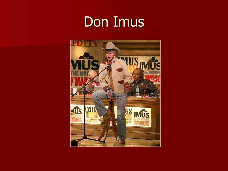 Don Imus