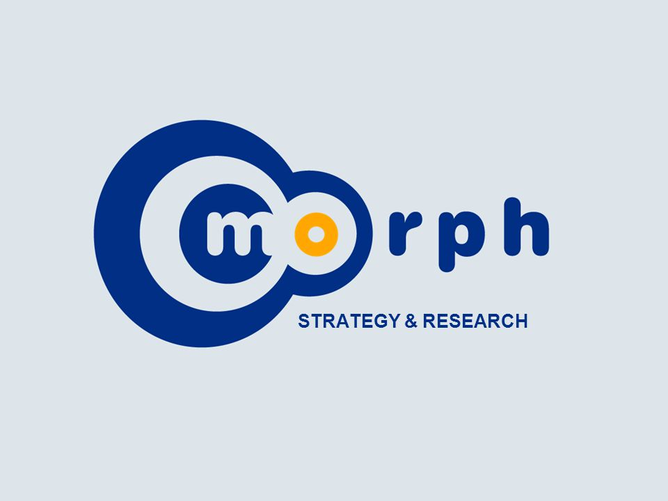 STRATEGY & RESEARCH