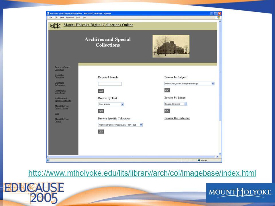 http://www.mtholyoke.edu/lits/library/arch/col/imagebase/index.html