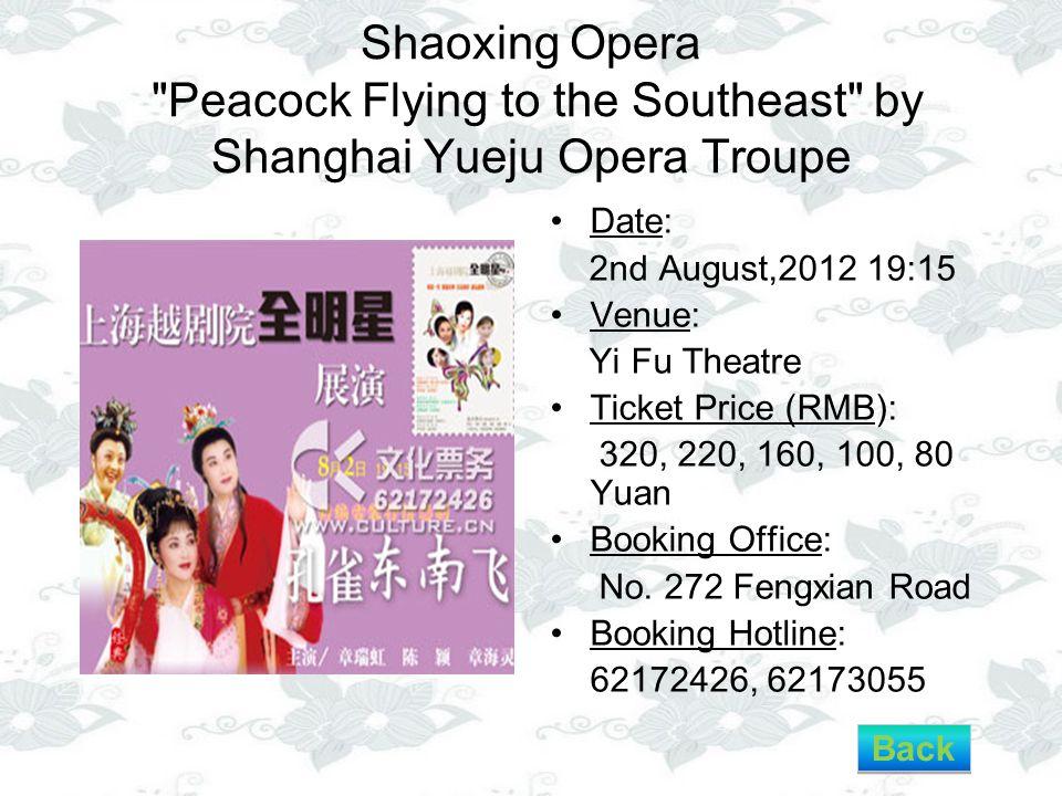 Shaoxing Opera
