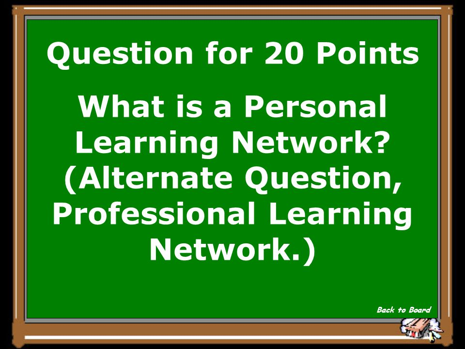 Answer for 20 Points The acronym PLN stands for these three words. Show Question