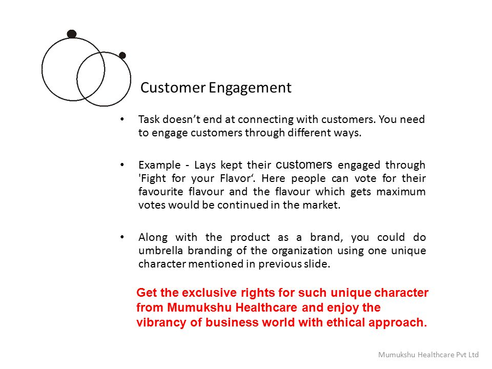 Customer Engagement Task doesn't end at connecting with customers.