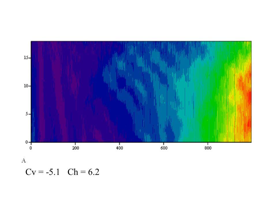 Cv = -5.1 Ch = 6.2