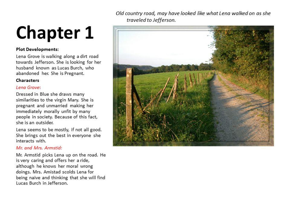 Chapter 16 POV: Byron and Hightower Byron tells Hightower of Joe Christmas's capture.
