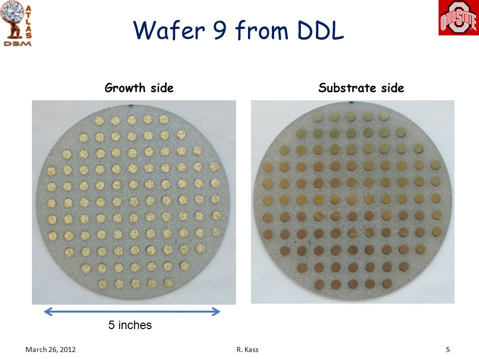 16 Introduction: Diamond as sensor material PropertyDiamondSilicon Band gap [eV] Low leakage5.51.12 Breakdown field [V/cm]10 7 3x10 5 Intrinsic resistivity @ R.T.