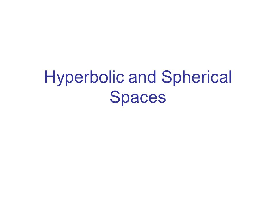 Hyperbolic and Spherical Space Theorem (Csikós, 2002) If there is a continuous expansion in   (or   ), then Kneser- Poulsen holds in   (or   ).